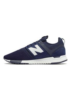 New Balance Sneaker Herren MRL247NW Dunkelblau Navy – Bild 1