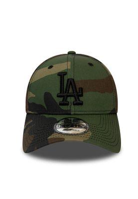 New Era Camo Essential 9Forty Cap LA DODGERS Camouflage – Bild 1