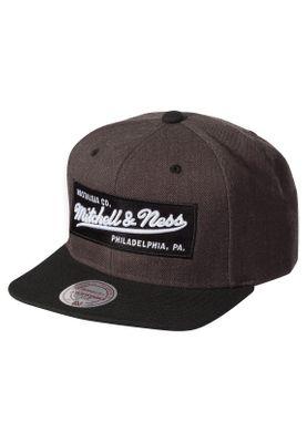 Mitchell & Ness Snapback Cap NE18Z MN OWN Grau Schwarz – Bild 0