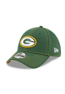 New Era NFL19 SL RD 39Thirty Cap GREEN BAY PACKERS Grün – Bild 0
