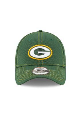 New Era NFL19 SL RD 39Thirty Cap GREEN BAY PACKERS Grün – Bild 1