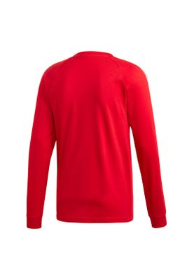 Adidas Originals Longsleeve Herren BLC 3-S LS T EJ9688 Rot – Bild 1