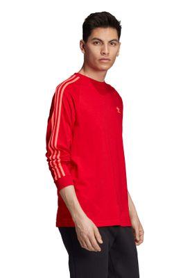 Adidas Originals Longsleeve Herren BLC 3-S LS T EJ9688 Rot – Bild 3