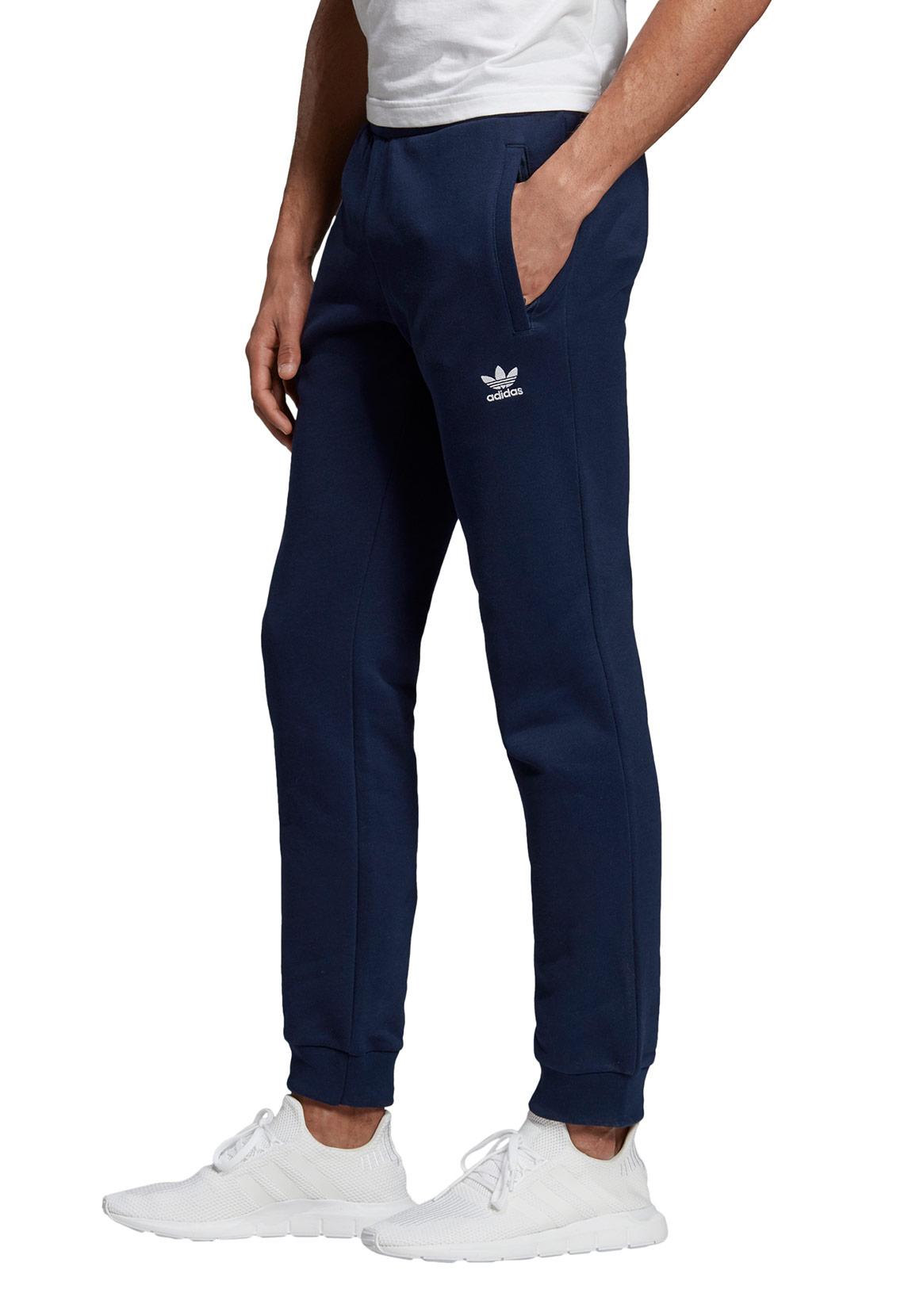 so cheap great deals thoughts on Details zu Adidas Originals Jogginghose Herren TREFOIL PAINT ED5951 Blau