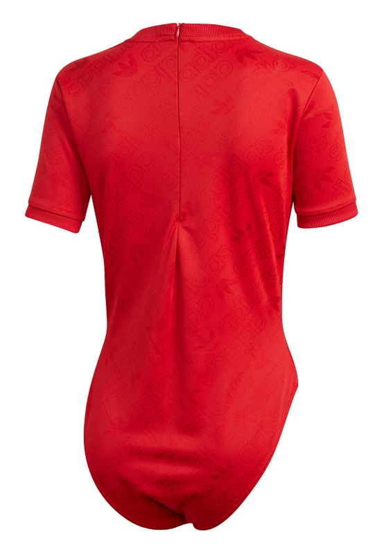 Adidas Originals Body Damen SS BODY ED7506 Rot – Bild 1