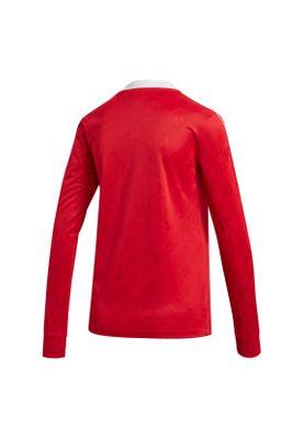 Adidas Originals Longsleeve Damen 3 STR LS TEE ED7480 Rot – Bild 1