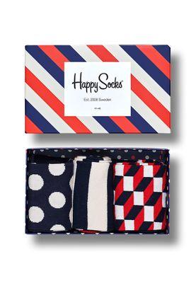 Happy Socks Geschenkbox CLASSIC STRIPE GIFT BOX XSTR08-6000 Mehrfarbig – Bild 0
