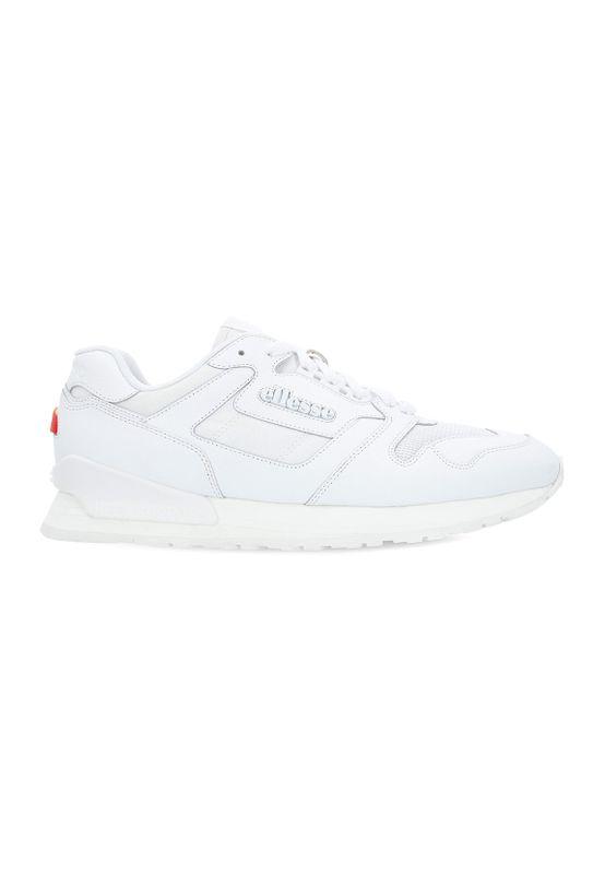 Ellesse Sneaker Herren 147 LTHR AM 6-10334 Weiß Wht Wht Ansicht