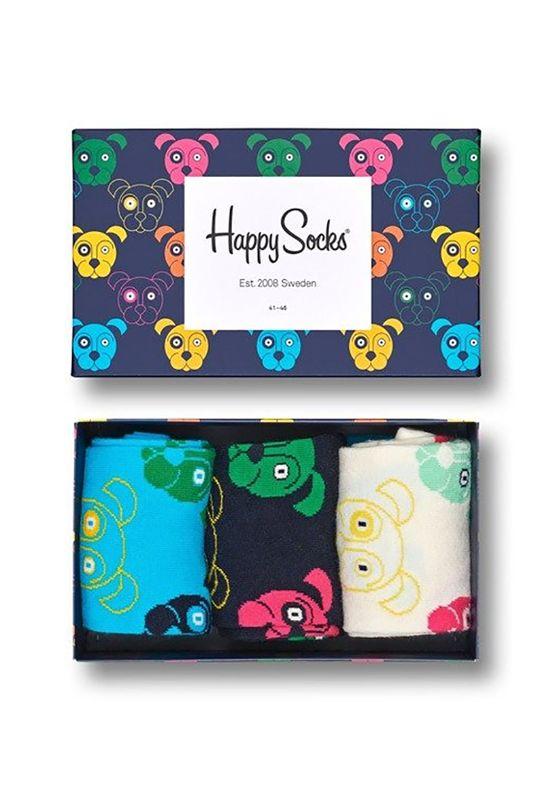 Happy Socks Geschenkbox DOG GIFT BOX SXDOG08-0100 Mehrfarbig – Bild 1