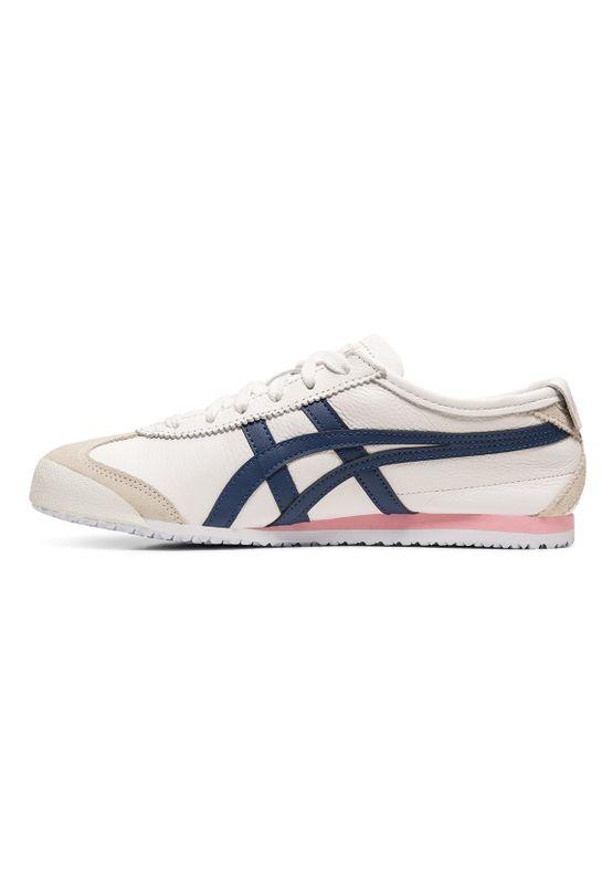 Onitsuka Tiger Sneaker Damen MEXICO 66 1182A078 104 White Independence Blue – Bild 2