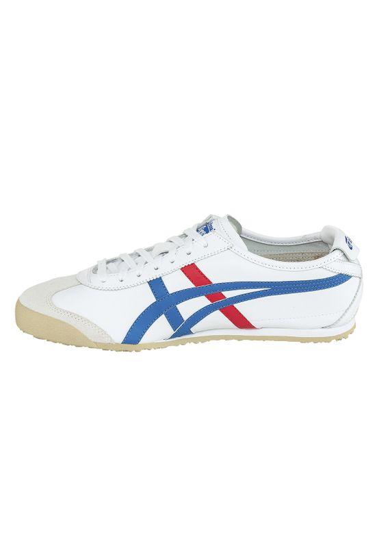 Onitsuka Tiger Sneaker Herren MEXICO 66 DL408 0146 White Blue – Bild 1