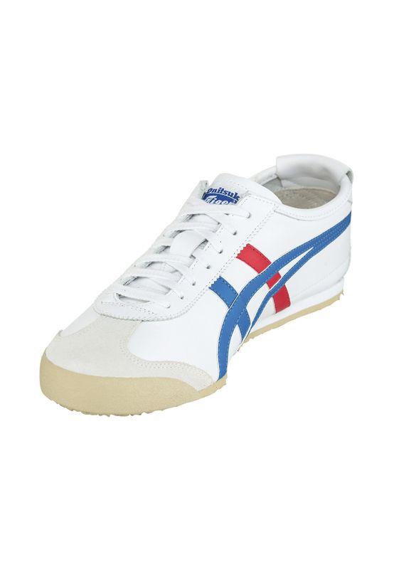 Onitsuka Tiger Sneaker Herren MEXICO 66 DL408 0146 White Blue – Bild 3