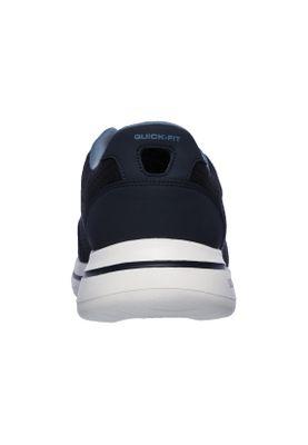 Skechers Sneaker Herren GO WALK 5 55509 NVY Navy Blau – Bild 3