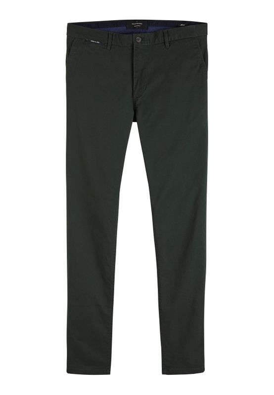 Scotch & Soda Chino Men MOTT 152081 Dunkelgrün 3193 Altas Green