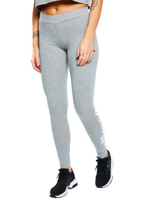 Ellesse Leggings Dame SOLOS 2 LEGGING Grau Grey Marl Ansicht