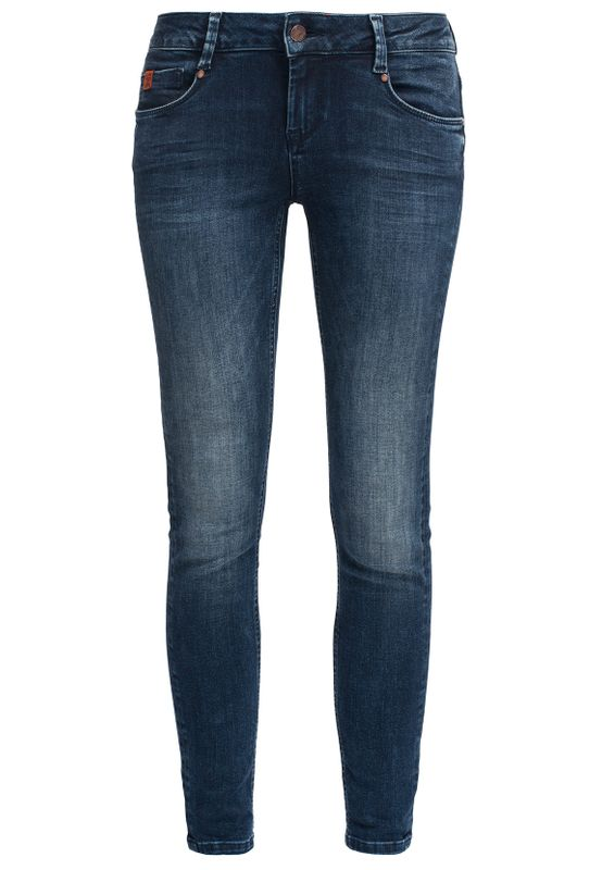 Miracle of Denim Damen Jeans SINA SKINNY FIT WI19-2015 SIRUS BLUE Ansicht