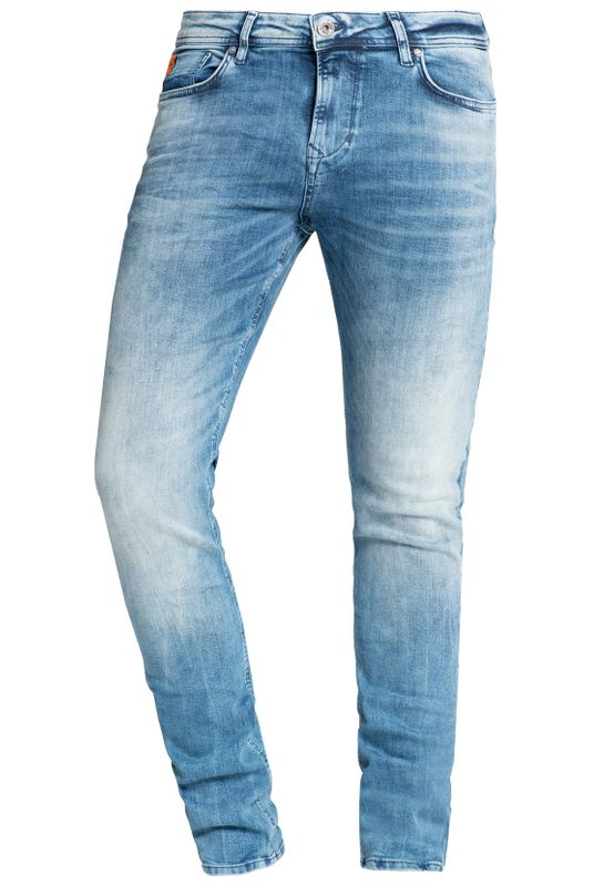 Miracle of Denim Herren Jeans CORNELL REGULAR FIT SP19-1003 Yukon Blue Ansicht