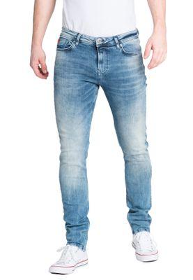 Miracle of Denim Herren Jeans CORNELL REGULAR FIT SP19-1003 Yukon Blue – Bild 1