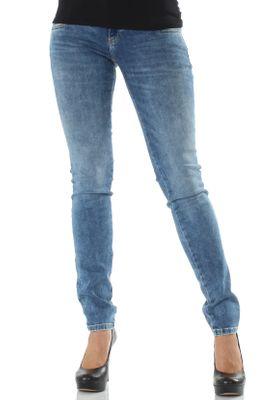 LTB Damen Jeans MOLLY Etu Wash Mittelblau – Bild 0
