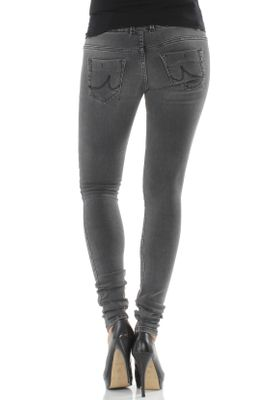 LTB Damen Jeans JULITA X Luta Wash Grau – Bild 2
