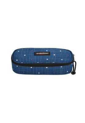 Eastpak Pencil Case OVAL SINGLE EK717 Allover Print 89X Little Grid – Bild 0