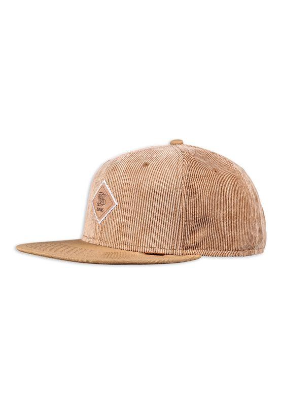 Djinns Snapback Cap WASHED CORDUROY Wheat Ansicht