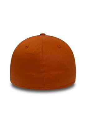 New Era League Essential 39Thirty Cap NY YANKEES Orange Schwarz – Bild 3