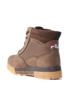 Fila Boots Herren GRUNGE II MID 1010700.GQU Partridge Braun – Bild 3