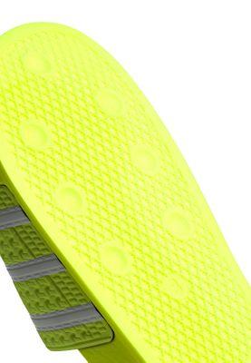 Adidas Originals Badelatschen ADILETTE EE6182 Neon Gelb Weiß