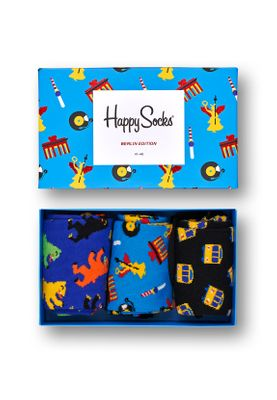 Happy Socks Geschenkbox BERLIN EDITION GIFT BOX SXBER08-6700 Mehrfarbig – Bild 0