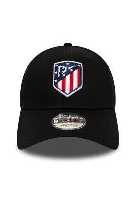 New Era Athletico FA19 9Forty Adjustable Cap ATHLETICO Schwarz – Bild 1