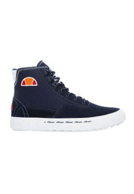 Ellesse Sneaker HERREN ZANICA HI SUED AM 6-10381 Blu Wht