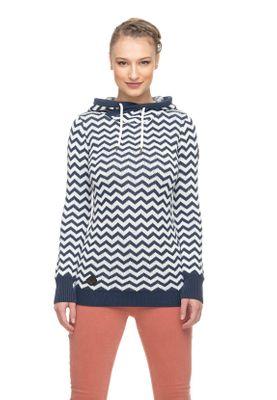 Ragwear Pullover Damen HEGE 1921-35004 Dunkelblau Indigo 2050