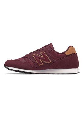 New Balance Sneaker Herren ML373MRU Dunkelrot Mru Red – Bild 1
