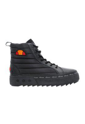 Ellesse Sneaker Damen ALTZANO TEXT AF 6-10498 Schwarz Dark Grey