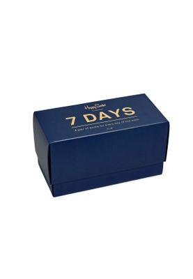 Happy Socks Geschenkbox 7 DAYS GIFT BOX XSNI15-0101 Mehrfarbig – Bild 0