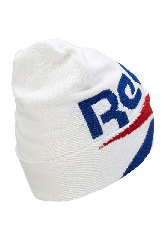 Reebok Mütze Herren CL LOST FOUND BEANIE ED1290 Weiß – Bild 1