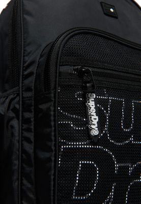 Superdry Rucksack SCHOLAR RUCKSACK Black – Bild 3
