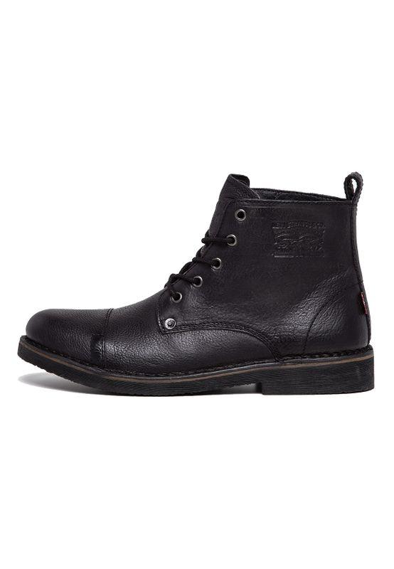 Levi´s Boots Herren TRACK 228755-710-59 Regular Black Ansicht