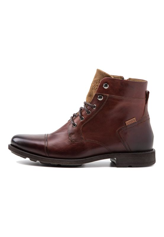 Levi´s Boots Herren REDDINGER 230681-706-28 Brown Ansicht