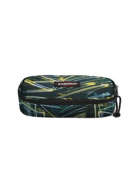 Eastpak Pencil Case OVAL SINGLE EK717  Allover Print 65X Blurred Lines – Bild 0