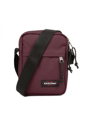 Eastpak Umhängetasche THE ONE EK045 Dunkelrot 21X Upcoming Wine – Bild 0