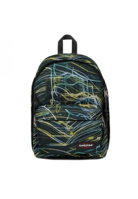 Eastpak Rucksack OUT OF OFFICE EK767 Allover Print 65X Blurred Lines – Bild 0