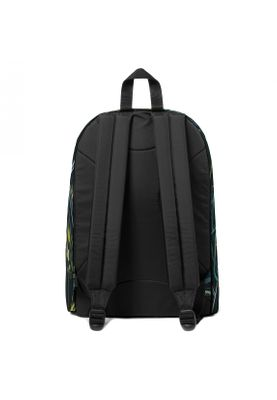 Eastpak Rucksack OUT OF OFFICE EK767 Allover Print 65X Blurred Lines – Bild 3