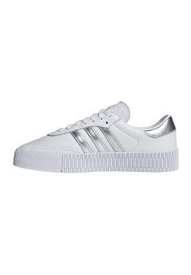 Adidas Originals Sneaker SAMBAROSE W EE9017 Weiss Silber – Bild 2