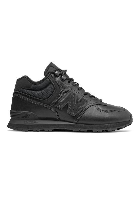 New Balance Sneaker Herren MH574OAC Grau Black Ansicht