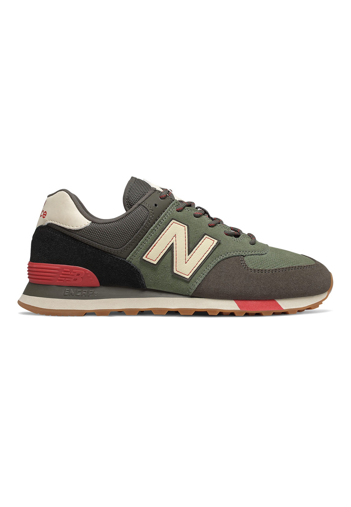 Spielraum riesige Auswahl an heißer verkauf authentisch New Balance Sneaker Herren ML574JHR Grün JHR Green
