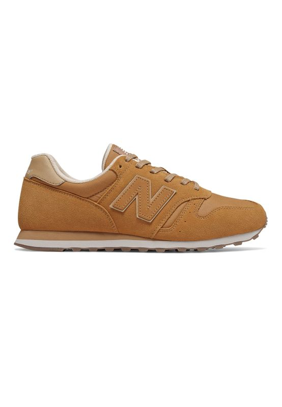 New Balance Sneaker Herren ML373SC Braun SC Yellow Ansicht