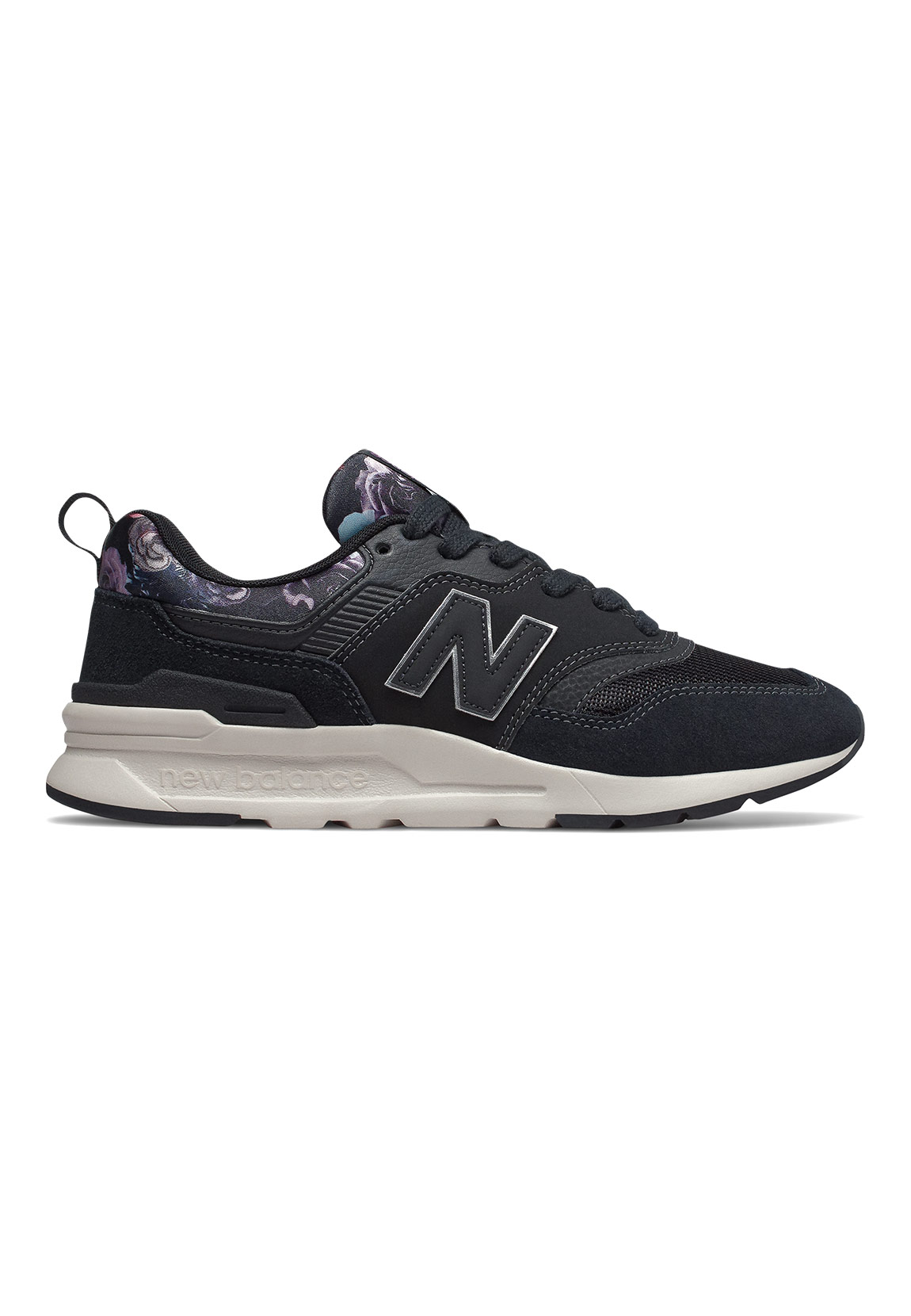 New Balance Sneaker Damen CW997HXG Schwarz Black Purple