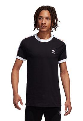 Adidas Originals T-Shirt Damen PRIDE TEE FI0880 Schwarz – Bild 2